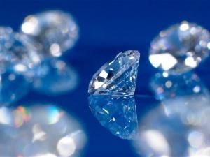 Hòn đá kỳ lạ chứa 30 nghìn viên kim cương