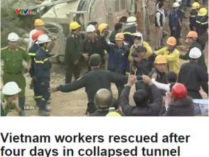 Báo chí thế giới đồng loạt đưa tin về cuộc giải cứu ngoạn mục tại Lâm Đồng