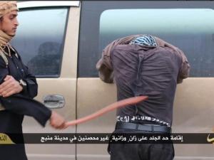 'Bộ luật hình sự' rùng rợn của khủng bố IS