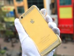 Ngắm iPhone 6 giá nửa tỷ của ông chủ 'vịt cỏ Vân Đình'