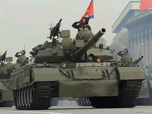 Tiết lộ những loại vũ khí hiện đại của quân đội Triều Tiên