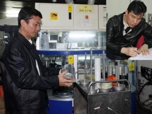 Phát hiện doanh nghiệp nước ngoài sản xuất đĩa đồi trụy số lượng lớn tại Đồ Sơn - Hải Phòng