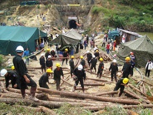 Vụ sập hầm thủy điện Đạ Dâng: Chủ đầu tư nhắm mắt làm càn