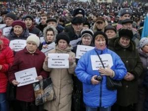 Những tin tức mới nhất về tình hình Ukraine ngày 20/1/2015