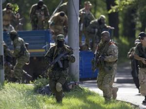 Tình hình Ukraine mới nhất: Donetsk 'thất thủ', Ukraine buộc phải rút lui