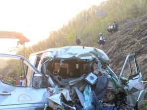Công an xác định nguyên nhân xảy ra vụ tai nạn thảm khốc ở Thanh Hóa