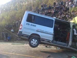 Nhận định ban đầu về nguyên nhân gây ra vụ tai nạn thảm khốc ở Thanh Hóa