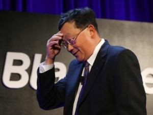 CEO John Chen: BlackBerry đang bị 'phân biệt đối xử'