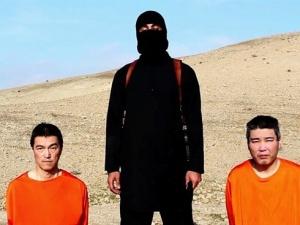 Thủ tướng Nhật Bản lên án gay gắt đoạn video hành quyết con tin của IS