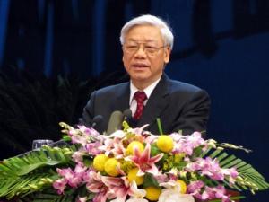 Tổng Bí thư Nguyễn Phú Trọng: Để đảng ta mãi trường tồn cùng dân tộc