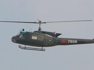 Trực thăng bay huấn luyện rơi ở TP.HCM, 4 chiến sĩ hy sinh