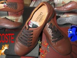 Mua giầy Lacoste tiền triệu không bằng 'hàng chợ'