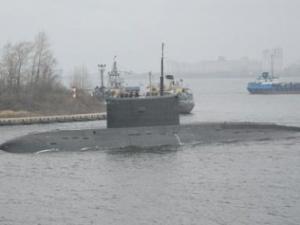 Tàu ngầm kilo Hải Phòng sẽ hạ thủy trong hôm nay