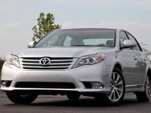 Toyota thu hồi 52.000 xe Avalon vì nguy cơ cháy nổ