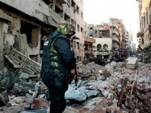 Khủng bố IS tiếp tục thảm sát 44 người tại Ai Cập
