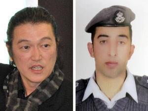 Jordan dọa sớm xét xử tù binh IS nếu phi công nước này bị giết hại