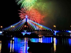 Lễ hội pháo hoa quốc tế Đà Nẵng 2015 lớn nhất từ trước đến nay