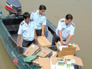 Bắt giữ và xử lý hơn 1.400 vụ vi phạm về hàng hóa