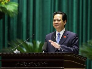 Thủ tướng trả lời Đại biểu Quốc hội về nâng cao năng suất lao động