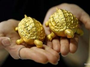 Giá vàng hôm nay ngày 27/2/2015: Giá vàng tăng do nhu cầu từ thị trường Trung Quốc