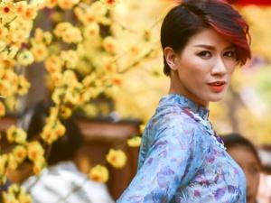 Người mẫu Trang Trần bị tạm giữ vì lăng mạ cảnh sát