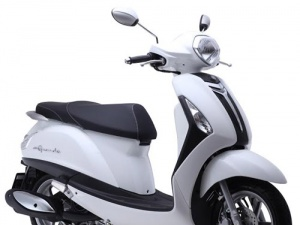 Khám phá Yamaha Grande – xe tay ga tiết kiệm xăng ấn tượng