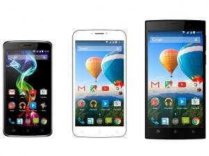 Những smartphone giá rẻ mới 'trình làng' đầu năm 2015
