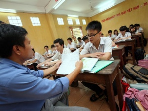 Kỳ thi THPT Quốc gia 2015: Cấu trúc đề thi vào ĐH Ngoại ngữ