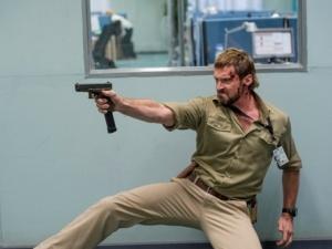 Hugh Jackman – kẻ ác hoàn hảo trong Chappie
