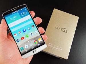 Iphone 6 và LG G3 ẵm giải Global Mobile Awards