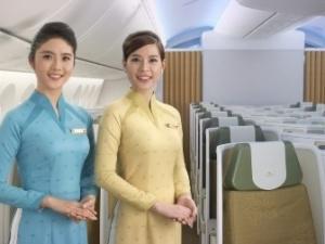 Ý kiến trái chiều về đồng phục mới của Vietnam Airlines
