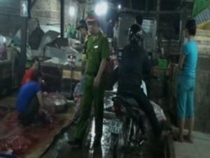 Phát hiện hàng trăm kg nội tạng trâu bò ngâm hóa chất ở Đồng Nai