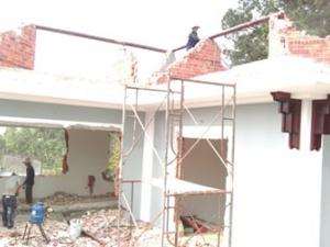 Tháo dỡ biệt thự trái phép ở núi Hải Vân: Pháp luật được thực thi