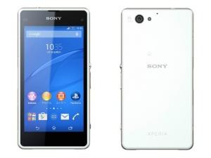 Sony ra mắt smartphone tầm trung Xperia J1 Compact