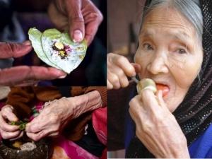 Thực hư việc ăn trầu cau mắc bệnh ung thư