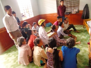 Sập giàn giáo Formosa: Đau đớn bao trùm gia đình nạn nhân
