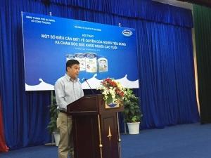 Vinamilk tư vấn sức khỏe cho người cao tuổi Đà Nẵng và Quảng Nam