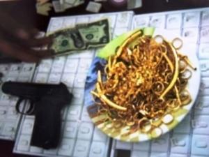 Hà Nam: 64 năm tù cho nhóm đối tượng cướp vàng táo tợn