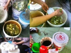 Dùng đồ nhựa công nghiệp đựng và chế biến thức ăn dễ mắc ung thư