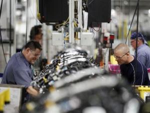 Suy thái kinh tế không ảnh hưởng đến năng suất lao động tại Mỹ