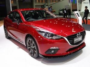 Ra mắt ô tô Mazda 3 Racing Series đậm chất thể thao