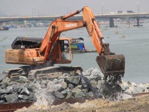 Tạm dừng dự án lấn sông Đồng Nai: Không phải vì sai phạm