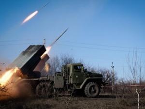 Tình hình Ukraine mới nhất: Phe ly khai sử dụng tên lửa bắn phá miền đông Ukraine
