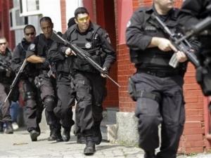 Brazil: Cảnh sát đấu súng với tội phạm, 11 người thiệt mạng