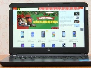 Lựa chọn laptop HP dưới 8 triệu mỏng nhẹ cấu hình tốt
