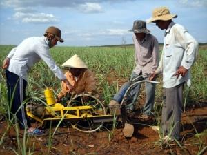 Công cụ tăng năng suất của người nông dân đam mê sáng tạo
