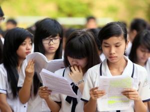 Kỳ thi THPT Quốc gia 2015: Đề thi chỉ có 2 mức độ