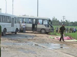 Lời kể kinh hoàng về TNGT trên đường 32 làm 5 người chết
