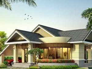 Những mẫu thiết kế nhà có mái độc đáo và lạ mắt