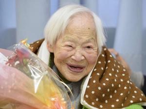 Người cao tuổi nhất thế giới qua đời vì suy tim